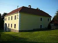 Chalupa k pronájmu - Smědeč Jižní Čechy