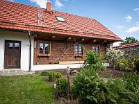 Chalupa k pronajmutí - Římov - Dolní Stropnice Jižní Čechy