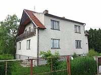 ubytování na Českobudějovicku Rekreační dům na horách - Sedlec u Temelina