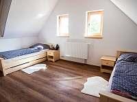ložnice 1 podkroví - Římov - Dolní Stropnice