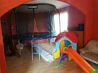 pokoj u loznice v 2NP, detsky koutek
