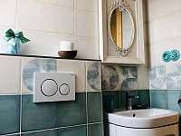 WC podkroví - Římov - Dolní Stropnice