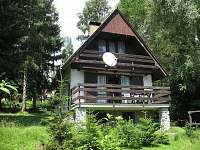 ubytování Českokrumlovsko na chatě k pronájmu - Horní Planá - Hůrka