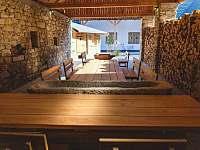 Apartmány Farma Alpaka - ubytování Dobrá Voda u Číměře - 9