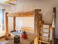 Apartmány Farma Alpaka - ubytování Dobrá Voda u Číměře - 15