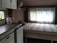 Karavan v RZ Štědronin - chata - 19 Zvíkovské Podhradí