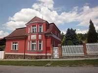 Rodinný dům na horách - dovolená Pískovna Karvánky rekreace Veselí nad Lužnicí