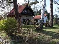Chata k pronájmu - dovolená Jižní Čechy rekreace Lnáře