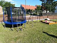 Prostor pro vyřádění dětí - Lužnice
