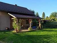 Pergola - chata ubytování Ovčárna