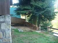 Ohniště - pronájem chaty Kunžak