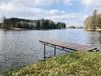 Rybník se skokánkem - chata ubytování Kunžak