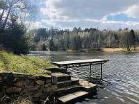 Skokánek - chata k pronájmu Kunžak