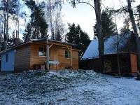 Chata u rybníka Dvořiště - pronájem chaty - 12 Horní Slověnice