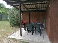 Přístřešek 2 - chata ubytování Jindřiš