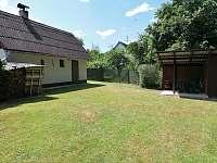 Zahrada 2 - chata k pronájmu Jindřiš