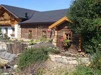 ubytování Holašovice v penzionu na horách