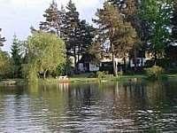 Levné ubytování Rybník Dvořiště Chata k pronajmutí - Horní Slověnice