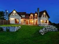 Ubytování v Lodge Varvažov - chalupa k pronajmutí