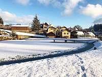Zima ve Varvažově -