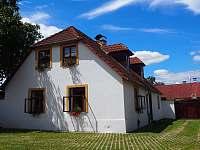 ubytování Orlík nad Vltavou - Staré Sedlo Chalupa k pronájmu