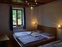 Ložnice č.2 - chalupa ubytování Jaronín