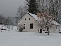 Chalupa ubytování v obci Pěčnov