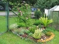 zahrada - Dolní Pěna