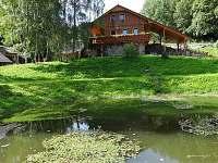 ubytování na Českokrumlovsku Penzion na horách - Výnězda