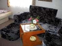 třetí ložnice - chalupa k pronajmutí Opařany