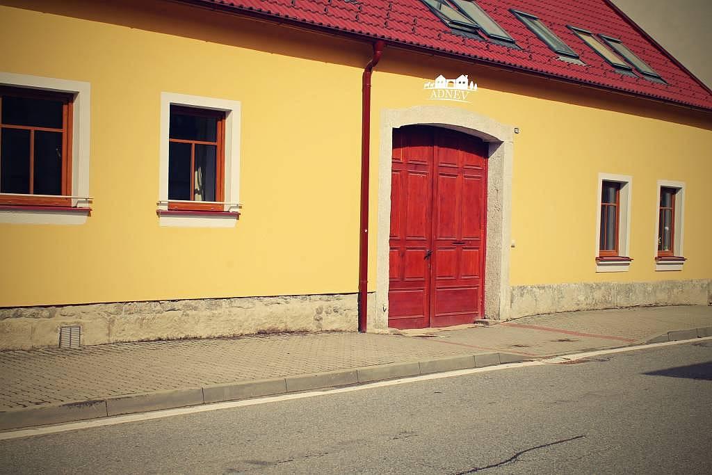 apartmán ubytování Kunžak Jižní Čechy