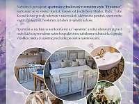 ubytování Leština u Strmilova v apartmánu na horách