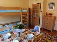 apartmán č.2 kuchyň - k pronájmu Lipno nad Vltavou
