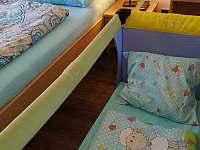 apartmán č.2 ložnice - pronájem Lipno nad Vltavou