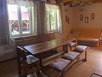 Lesní chalupa Filipov - ubytování Dobrotín - 7