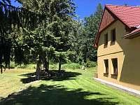 Lesní chalupa Filipov - ubytování Dobrotín