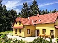 Chaty a chalupy Dolní Žišpašský rybník v penzionu na horách - Dobrotín