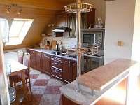 Kuchyně-podkroví