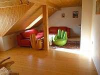 Obývák podkroví