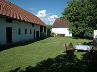 Ubytování v soukromí Borkovice - chalupa k pronájmu