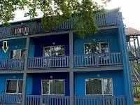 Apartmán č.10 - pronájem Orrlická přehrada - Radava