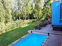 Bazén Yacht club Radava - apartmán k pronajmutí Orrlická přehrada - Radava