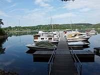 přístav - Orrlická přehrada - Radava