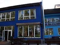 terasa restaurace - apartmán k pronájmu Orrlická přehrada - Radava