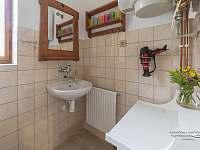 Koupelna - apartmán k pronájmu Kačlehy