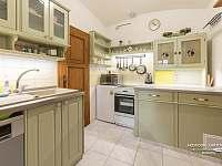 Kuchyň - pronájem apartmánu Kačlehy