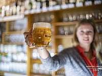 Na čepu pivo Bernard - Kačlehy