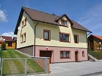 Vila na horách - okolí Lipna nad Vltavou