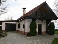ubytování na Českokrumlovsku Chalupa k pronajmutí - Kovářov