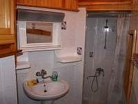 Koupelna - chalupa k pronájmu Kovářov